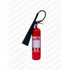 Alat Pemadam Kebakaran SERVVO CO2