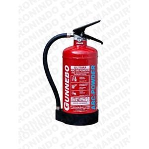 Alat Pemadam Kebakaran GUNNEBO ABC Powder