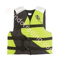 Green Life Jacket 1