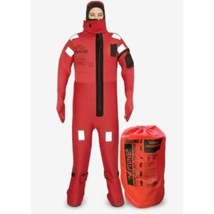 Pakaian Safety Immersion Suit Lalizas