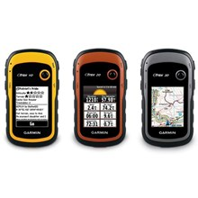 Garmin Etrex Gps 10 20 and 30 Units
