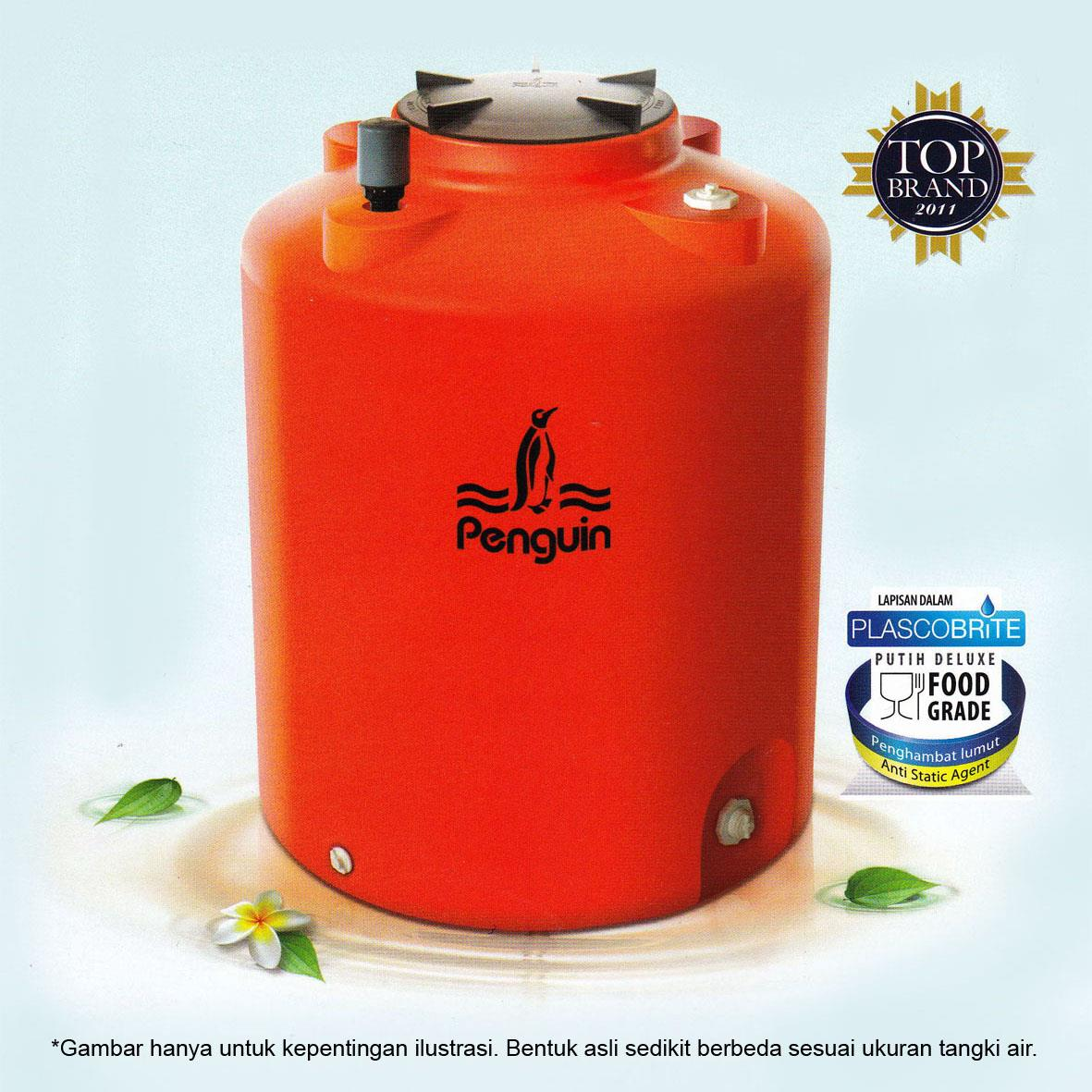 Jual Tangki Air Penguin 1100L Harga Murah Medan oleh Royal ...