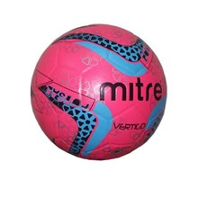 BOLA FUTSAL VERTIGO BARU MITRE 32P NOMOR 4 (Bola Latihan Dan Tanding) Pink