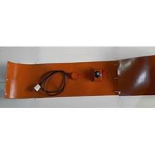 Silicone Rubber Drum Heater