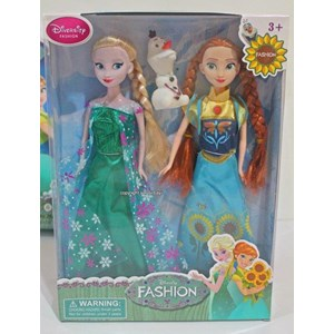 Jual Boneka Barbie Frozen Fever Anna Elsa Olaf Harga Murah Jakarta ... d659893461
