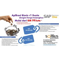 Implentasi ERP SAP Business One By Soltius