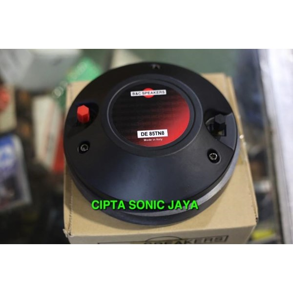 speaker Driver Tweter Model Bnc DE85TN