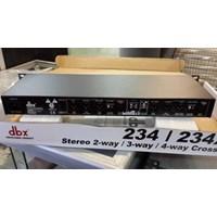 Distributor Crossover aktif Dbx 234 3