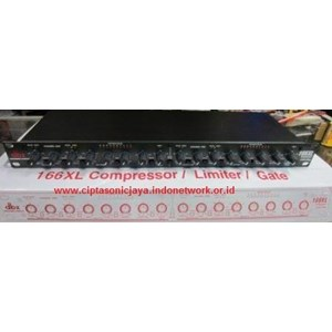 Compresor Dbx 166 Xl Dan Dbx 166Xs Import