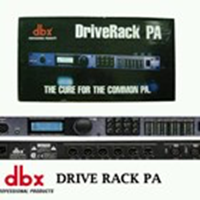 Jual Dbx Pa Drive Rack Management 2