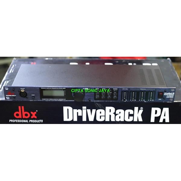 Dbx Pa Drive Rack Management