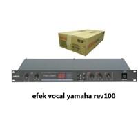 Efek Vokal Yamaha Rev 100 1