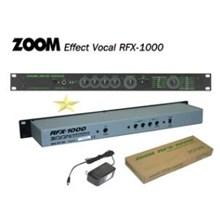 Efek Vokal Zoom Rfx 1000