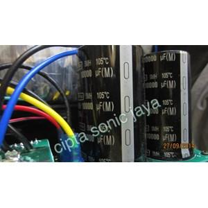 Dari Kit Power Amplifiers Aktif Subwofer 600 Watt 2