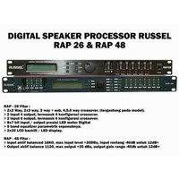 Jual Russle Rap48 Management Russel 2