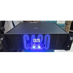 Power Amplifiers Ca20 Polos