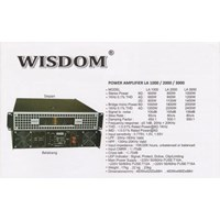 Jual Power Wisdom La3000