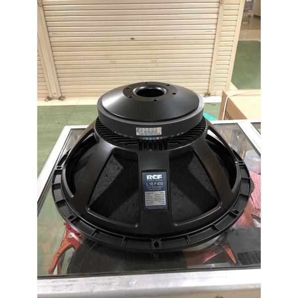 Speaker Model Rcf 18 Inch L18P400