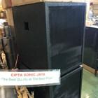 Box Subwofer Turbo Bass Reflex 18Inch 1