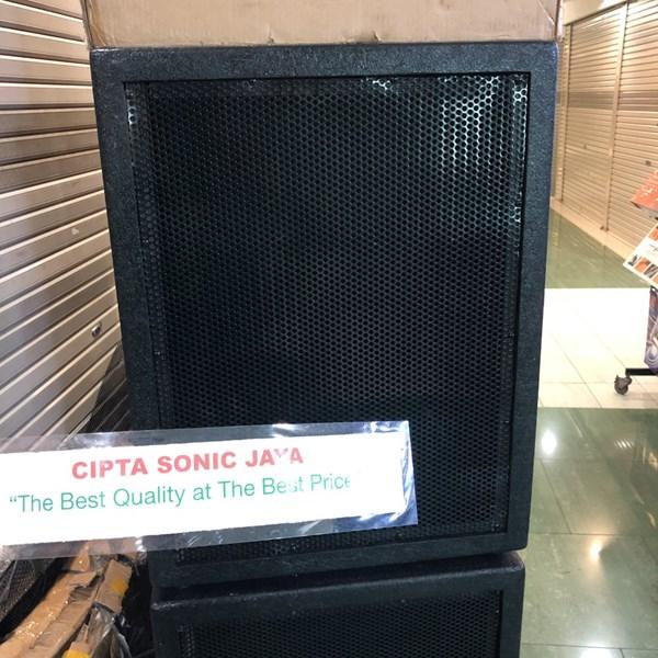 Box Subwofer Turbo Bass Reflex 18Inch