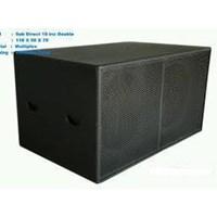 Box Subwofer Dobel Direct 18 Inch 1