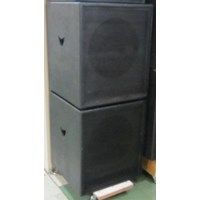 Distributor Box Subwofer Single Direct 18 Inch 3