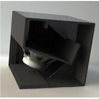 Distributor Box Subwofer Cubo Atau Keong 18 Inch  3
