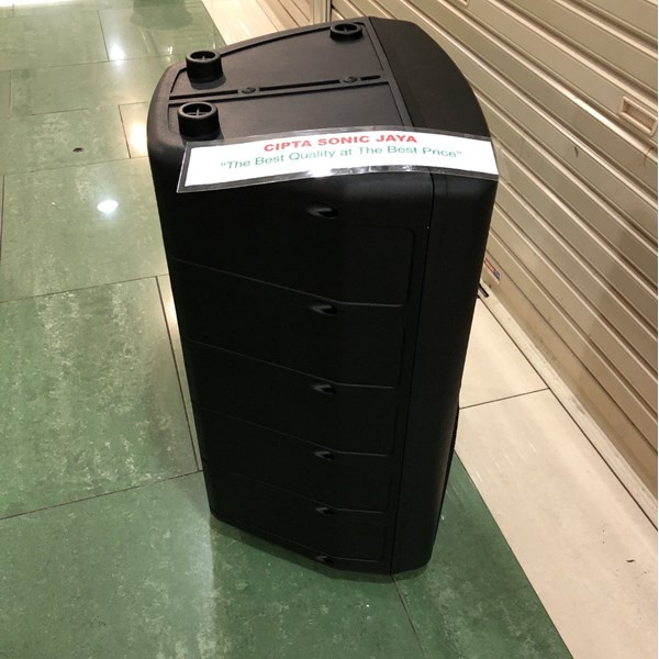 "Box Plastik 15"" Model Huper"