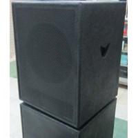 Box Subwofer Single Direct 15 Inch 1
