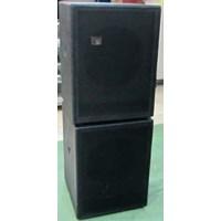 Distributor Box Subwofer Single Direct 15 Inch 3
