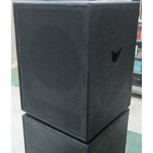 Box Subwofer Single Direct 15 Inch
