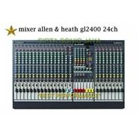 Distributor Mixer Allen Heath Gl2400 424 24 Chanel 3