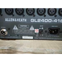 Beli Mixer Allen Heath Gl2400 16 Chanel 4