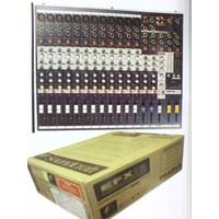 Jual Mixer Soundcraft Efx 12