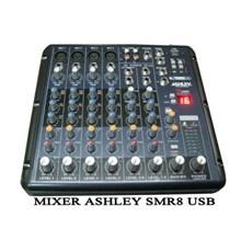 Mixer Ashley Smr 8 Usb
