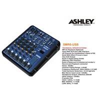 Mixer Ashley Smr 6 Usb 1