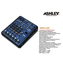 Mixer Ashley Smr 6 Usb