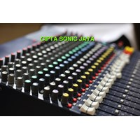 Jual Mixer Soundcraft Fx 16Ii