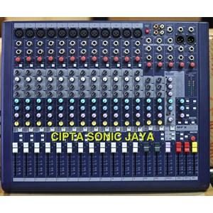 Mixer Soundcraft Mfx 12