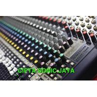Mixer Soundcraft Mfx 20
