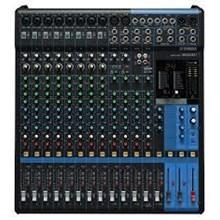 Mixer Yamaha Mg 12Xu