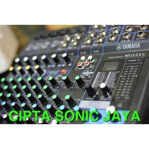 Mixer Yamaha Mg 12Xu China