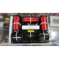 Distributor Crossover Pa 2215 3 Way Dobel Wofer Plus Tweter 3