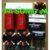 Jual Crossover Pasif line array Speaker Cf Pro  Dobel Mid High 2