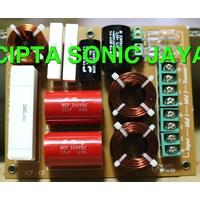 Distributor Crossover Pasif line array Speaker Cf Pro  Dobel Mid High 3