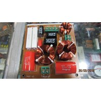 Jual Crossover Cf Pro Dobel Wofer Plus Tweter 2215 2