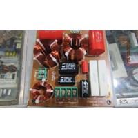 Distributor Crossover Cf Pro Dobel Wofer Plus Tweter 2215 3