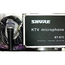Mic Shure Kondensor Bt87c