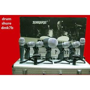Mic Drum Shure Dmk7 Isi 7