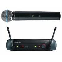 Distributor Mic Shure Pgx 24 Beta 58 Isi 1 Mic Digital 3